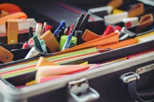 Sac, Stylo, D'Affaires, Créative, Crayon, De Poche